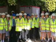 Y7 go on site to inspect