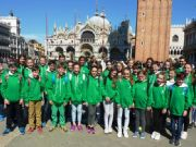 In St Marks Square