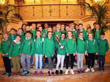 Chapel Choir strike GOLD in Verona